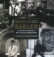 Spirit of Harlem Cover